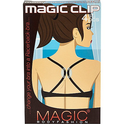 Magic bra clip