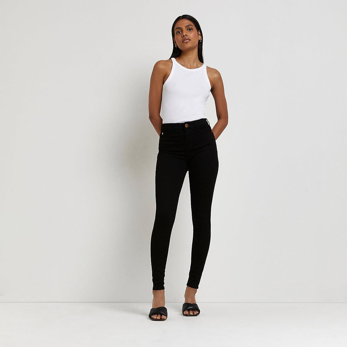 Molly – Schwarze formende Jeans Molly – Schwarze formende Jeans ... 5eaeffc5ab