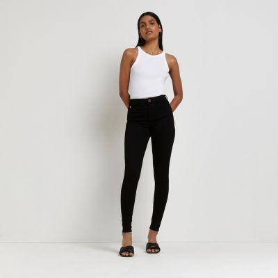Molly – Schwarze formende Jeans - Jeggings - Jeans - Damen 354e1fcd7b