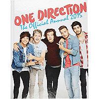 Officiële One Direction jaaruitgave 2015
