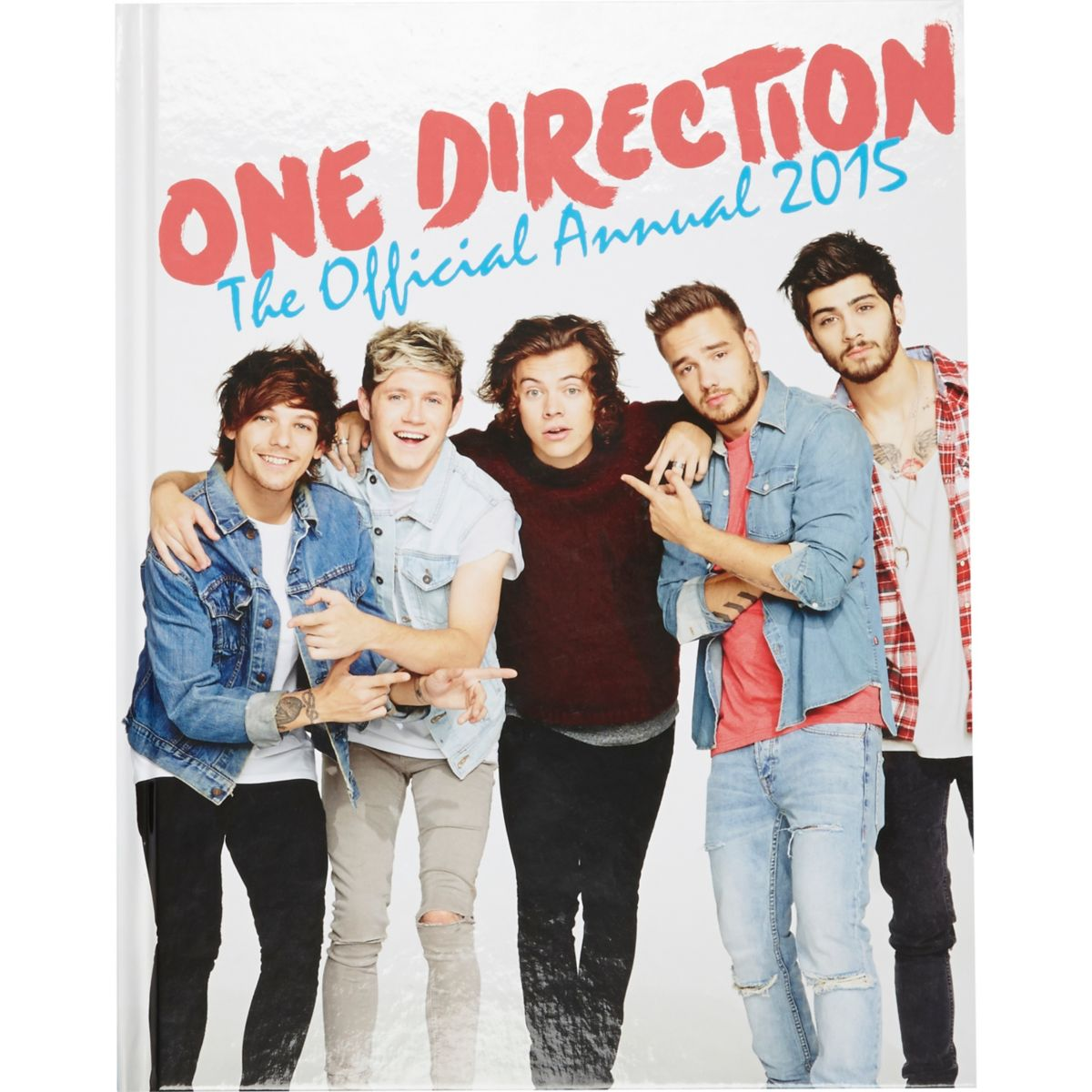 One Direction official 2015 annual