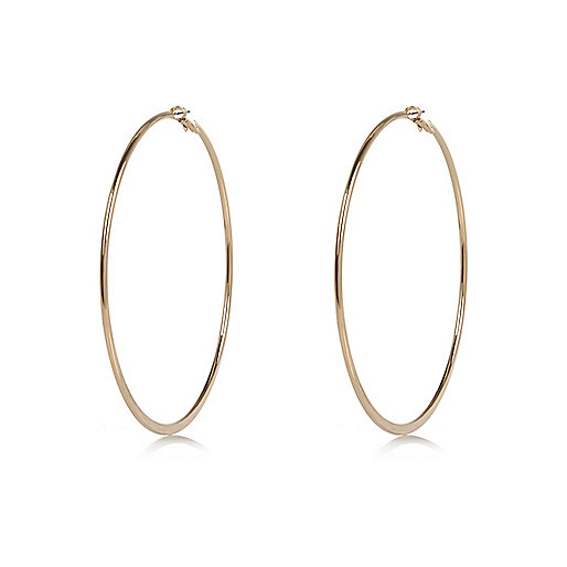 Cool Big Hoop Earrings For Women Large Diamond Hoop Earrings