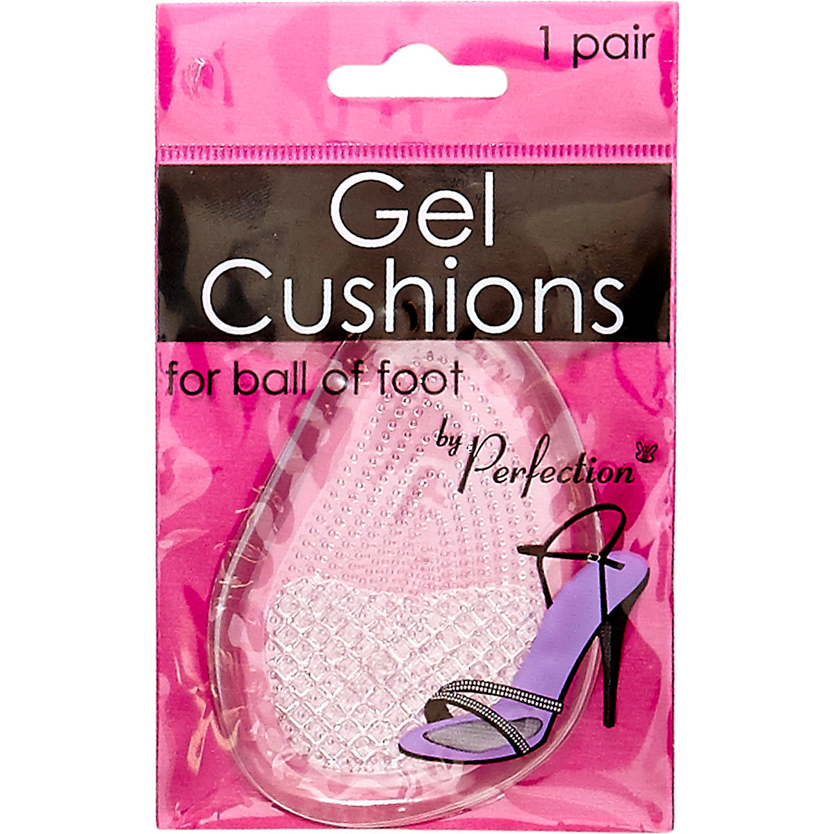 Gel shoe cushions