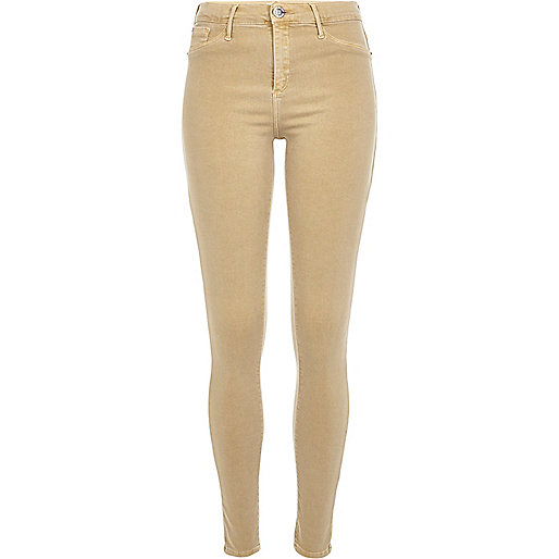 Sand Molly reform jeggings