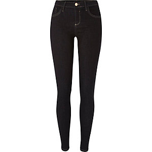 Dark wash premium Amelie superskinny jeans