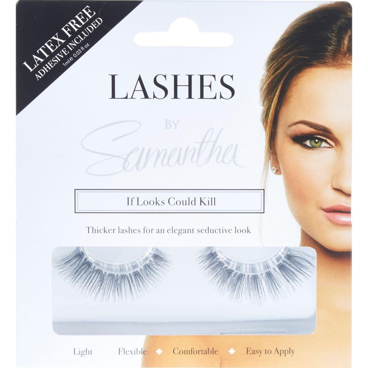 Sam Faiers Lashes false eyelashes