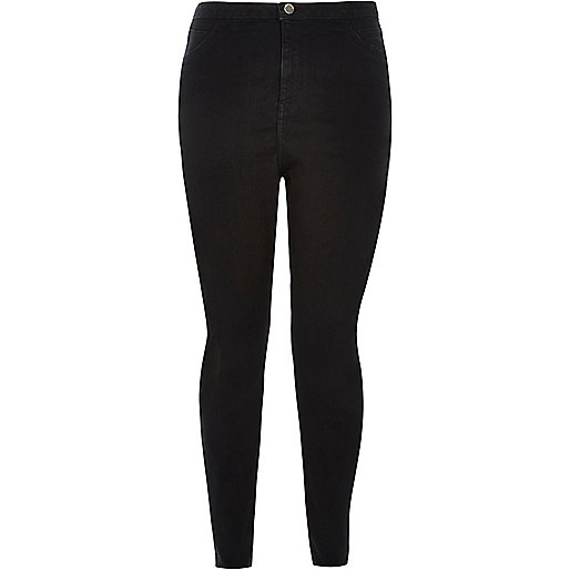 Plus high rise Molly jeggings