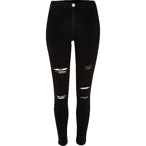 Collection Womens Ripped Black Jeans Pictures - Fashion Trends and ...