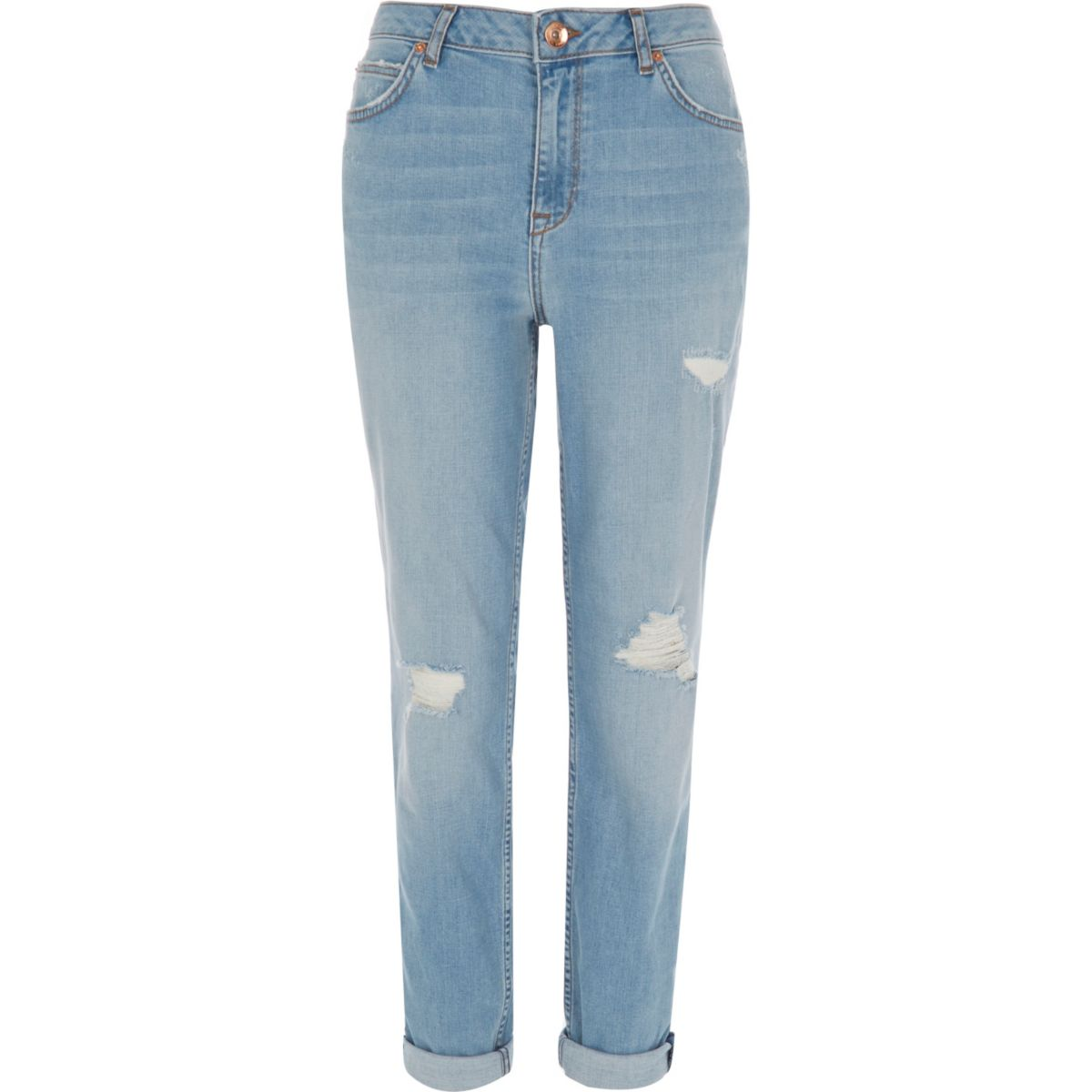 Buy low price, high quality light wash ripped boyfriend jeans with worldwide shipping on nakedprogrammzce.cf