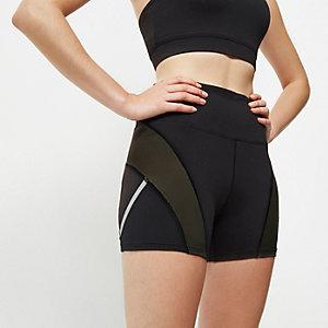 RI Active black gym shorts