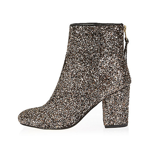 Silver Sparkly Shoes Size