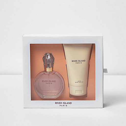 Coffret cadeau parfum RI Paris