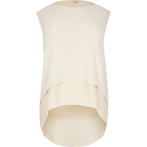RI Plus cream double layer top