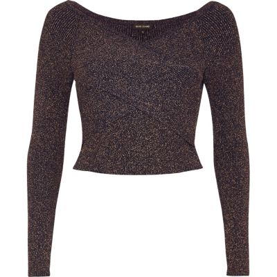 Sparkly Cardigans River Island