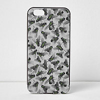 Grey Design Forum fly print iPhone 6 case