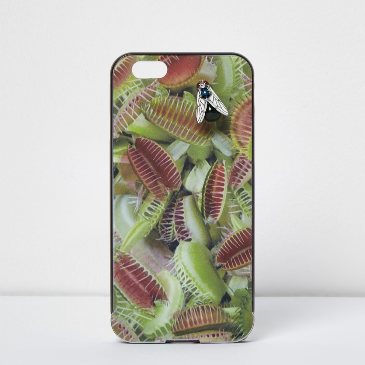 Design Forum groene fly trap iPhone 6 case