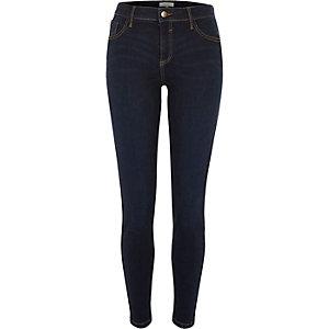 Amelie – Dunkle Superskinny Jeans