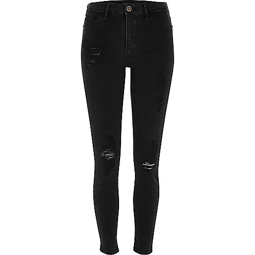 Womens Ripped Jeans - River Island