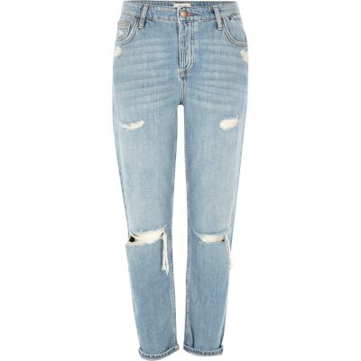 Show Me The Ripped Jeans For Women At River Island