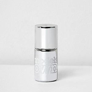 Models Own – Chrom-Nagellack in Silber