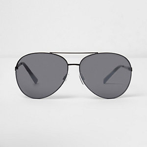 mini aviator sunglasses  Womens Aviator Sunglasses - River Island