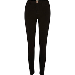 Black Molly skinny jeggings