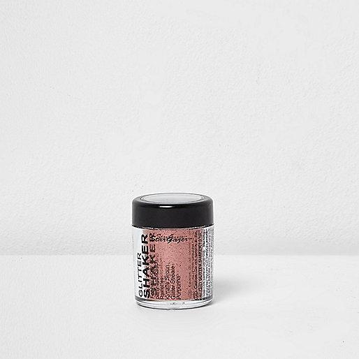 Pot de maquillage Glitter Shaker à paillettes cuivrées 5g