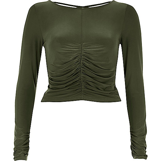 Shop for women's green tops & Blouses at coolzloadwok.ga Next day delivery and free returns available. s of products online. Buy women's green tops & Blouses now!
