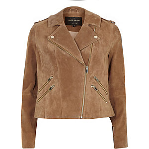 Brown - Womens Coats & Jackets - Winter Coats - River Island