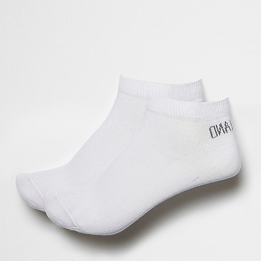 White trainer socks pack