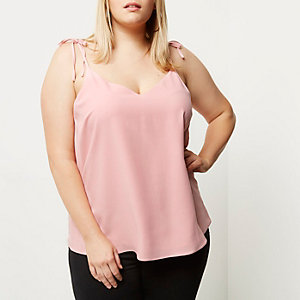 Plus – Pinkes Camisole