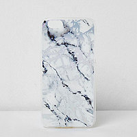 Skinny Dip white marble iPhone 6 case