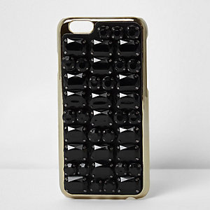 Skinny Dip black jewel iPhone 7 case