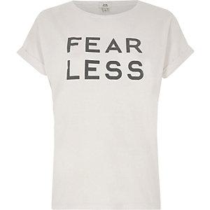 "Pinkes T-Shirt ""Fearless"""