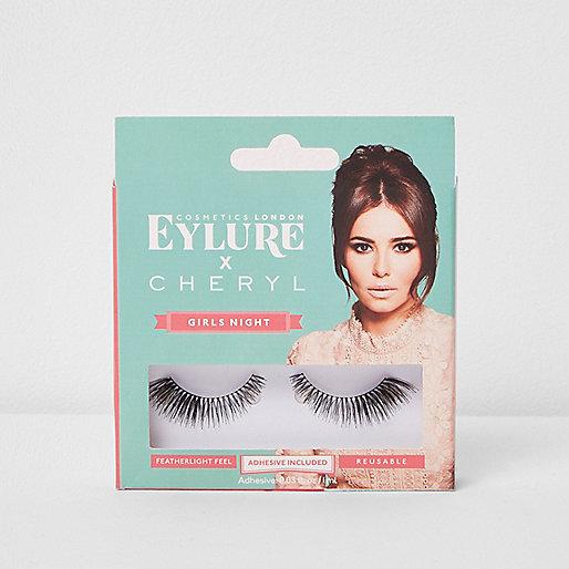 Cheryl x Eyelure Girls Night false eyelashes