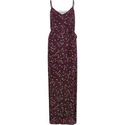 River island cami maxi dress