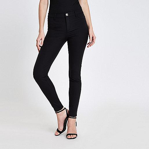 Molly – Pantalon skinny noir