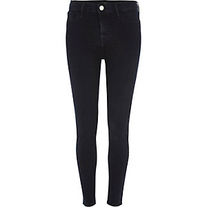 Molly – Schwarze Skinny Fit Jeggings
