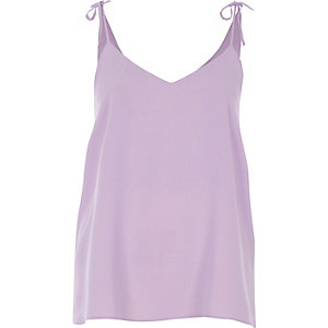Camisole in Helllila