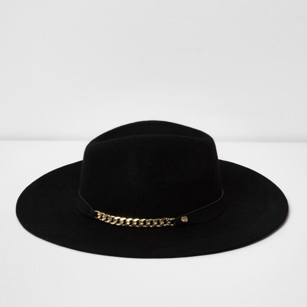 River Island Fedora Hat