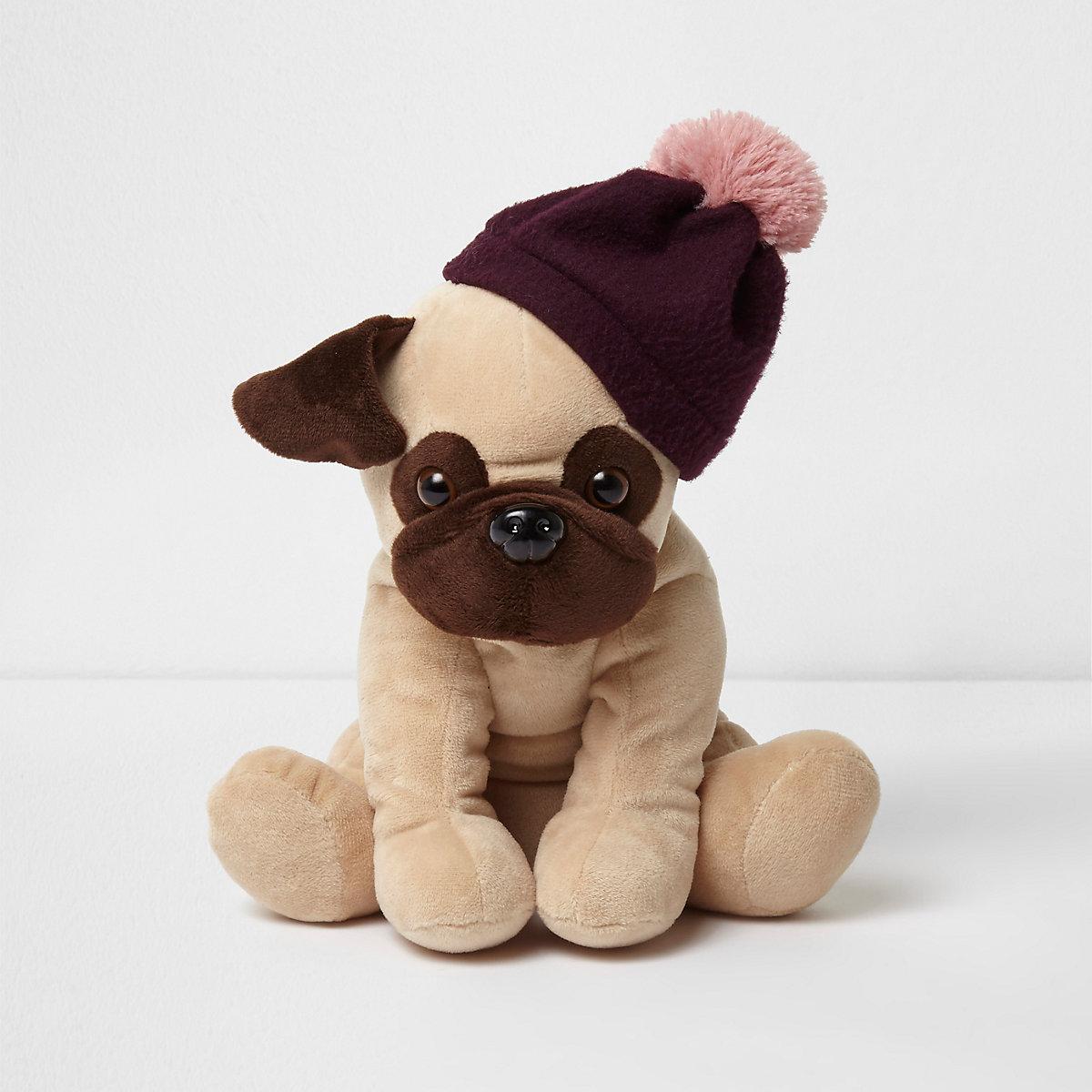 Pug dog hottie