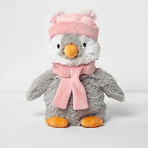 Pinguïn magnetronknuffel