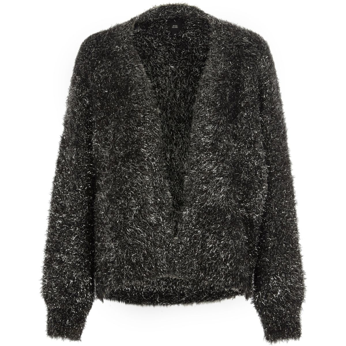 Women's Black Cardigan Sweaters. Showing 48 of results that match your query. Search Product Result. Product - Women Loose Sweater Long Sleeve Knitted Cardigan Outwear Jacket Coat BK S. Product Image. Price $ Product Title. Women Loose Sweater Long Sleeve Knitted Cardigan Outwear Jacket Coat BK S.