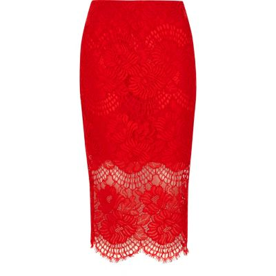 Red Skirts On Sale