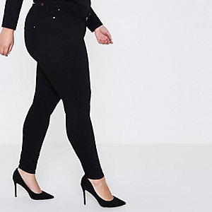 Plus – Molly – Jegging skinny noir