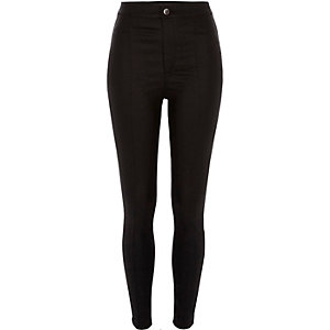 Black snake print Molly skinny jeggings