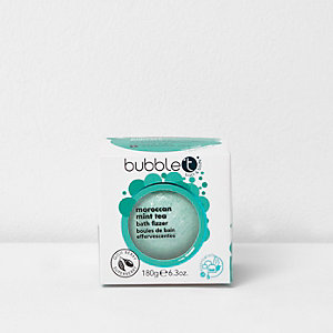 Bubble T Moroccan mint tea bath fizzer