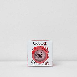 Bubble T bruisende ballen van hibiscus en acaibes