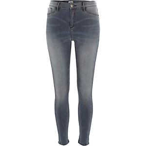 Dark blue Molly skinny jeggings