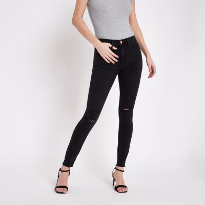 Womens bootcut jeans river island